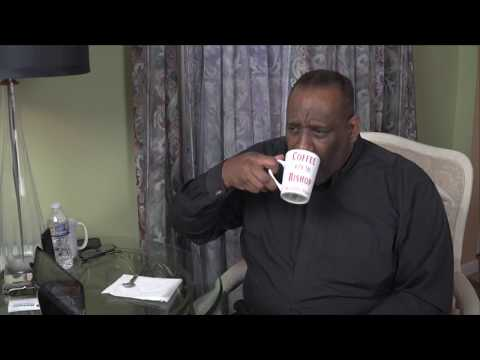 """Coffee with the Bishop - """"God Is Up To Something"""""""