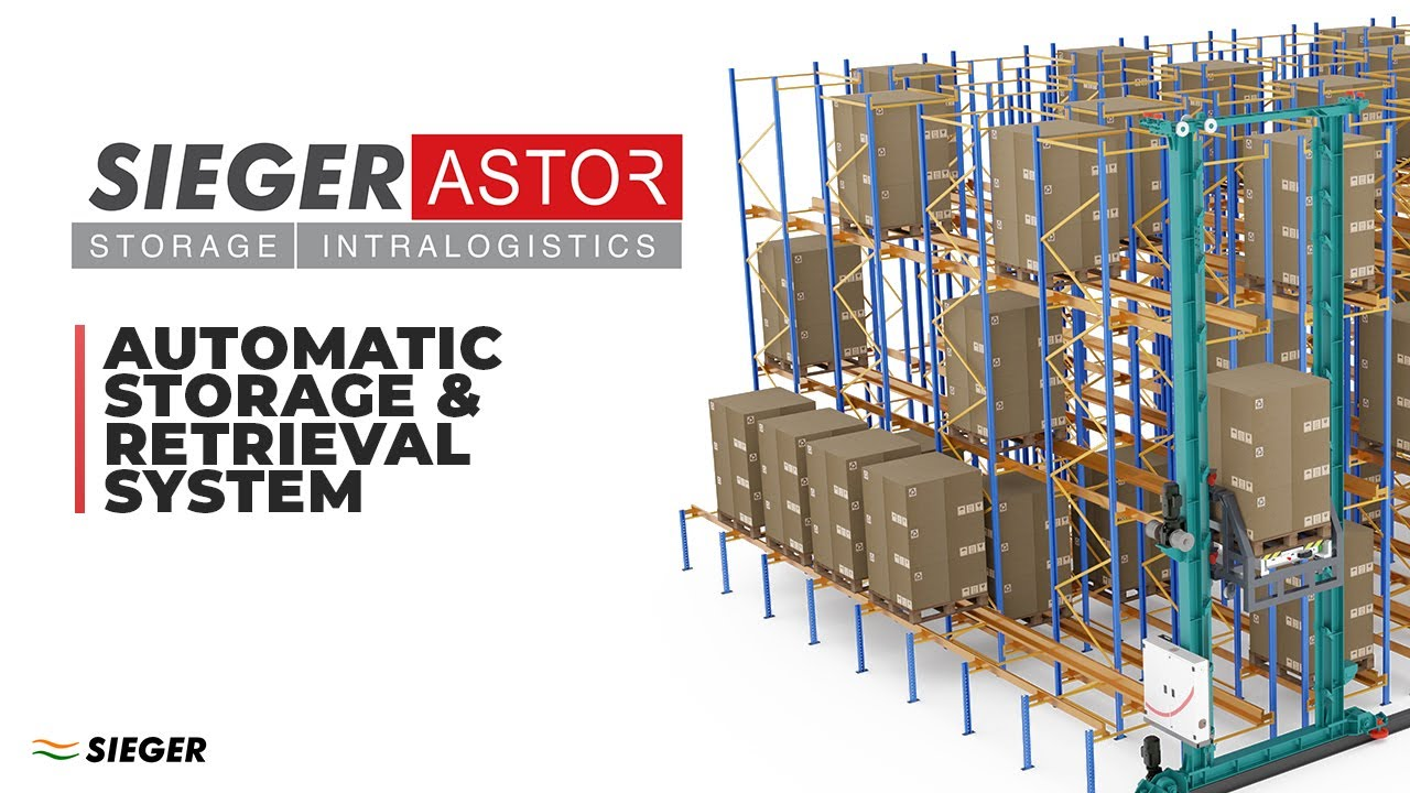 Download SIEGER ASTOR | AS/RS