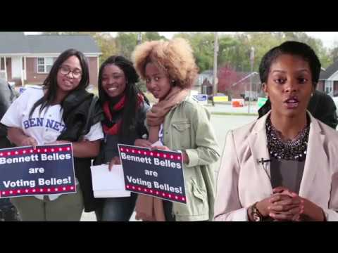 Office of Admissions-Bennett College Video