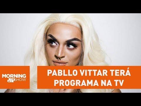 Prazer, Pabllo Vittar! Drag Terá Programa Na TV