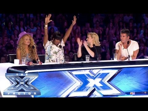Recap: Episode 3 - THE X FACTOR USA 2013