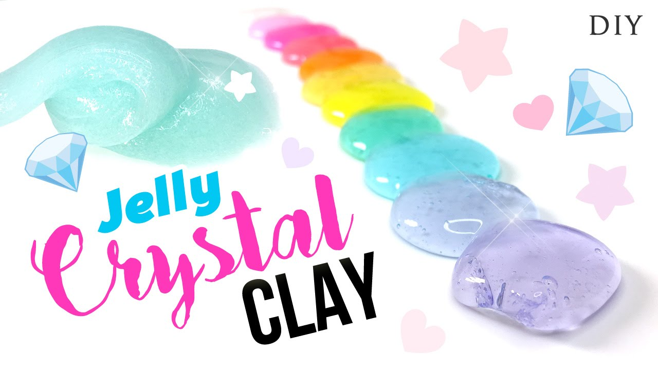 Diy jelly clear slime tutorial instagram inspired diy slime diy jelly clear slime tutorial instagram inspired diy slime youtube ccuart Image collections