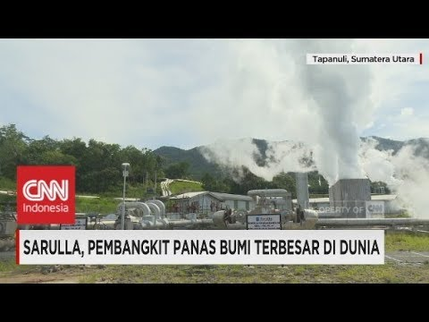 Sarulla, Pembangkit Panas Bumi Terbesar di Dunia