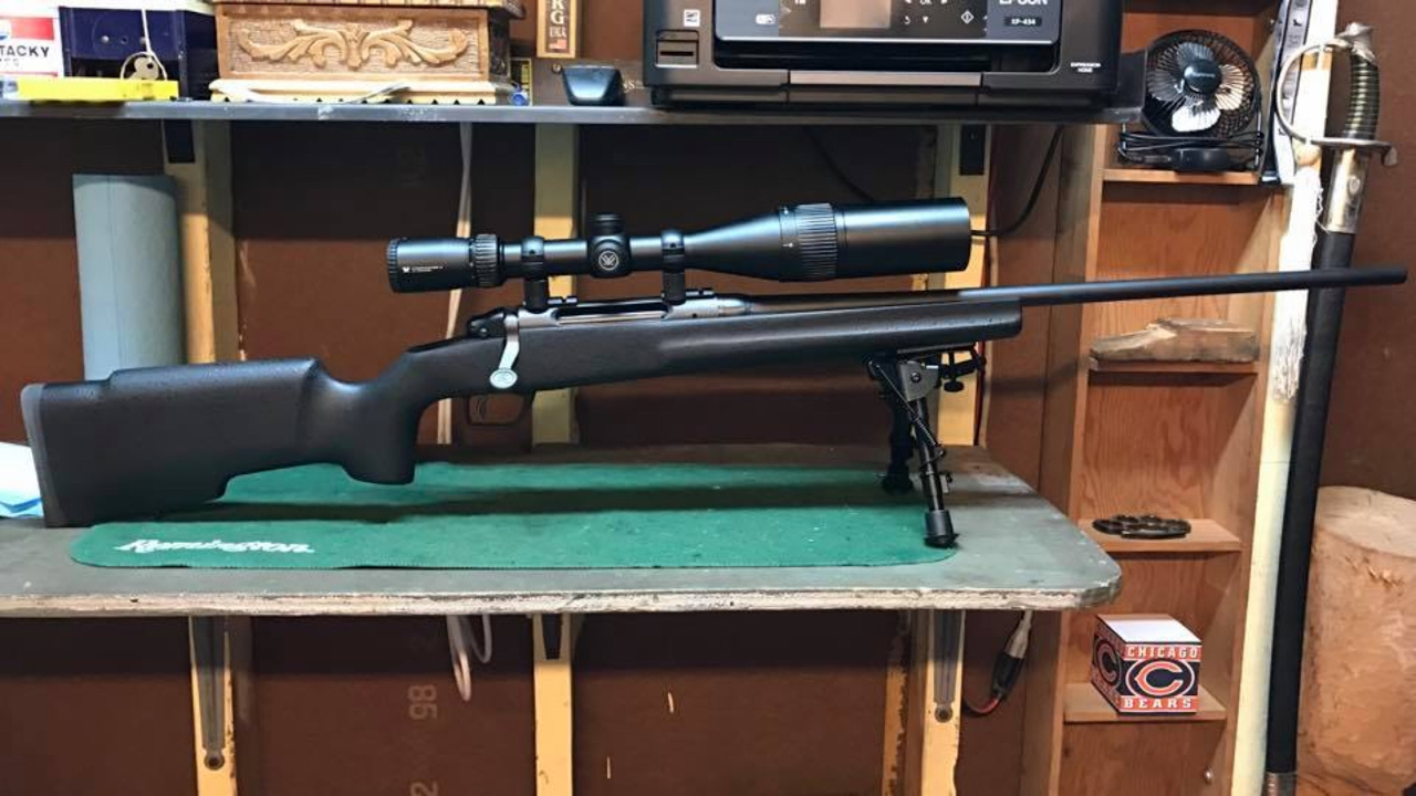 Remington 783 300 Winmag Upgrades Youtube