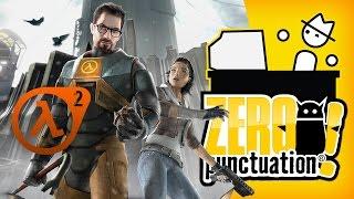 Half Life 2 Update - Gravity Gun vs Modern FPS (Zero Punctuation)