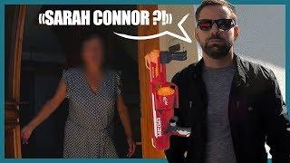 Terminator - Défi films - Prank
