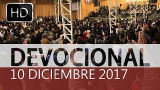 Devocionales Menap | Culto Domingo 10 Diciembre 2017 [HD]