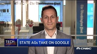 Here's why state AGs want to take on Google