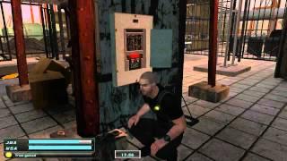 Mission 3: NYC - JBA HQ - Part 1 - Hard - Splinter Cell: Double Agent Walkthrough [HD]