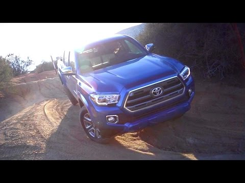 2017 Toyota Tacoma - Review and Road Test