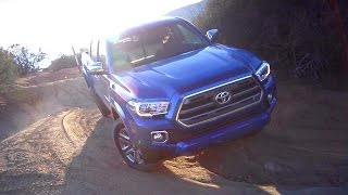 2016 Toyota Tacoma - Review & Road Test