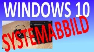 Windows 10  Systemabbild erstellen