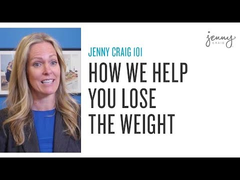 How Jenny Craig Personal Weight Loss Coaches Help You Lose Weight