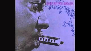 Sonny Boy Williamsson II,   I