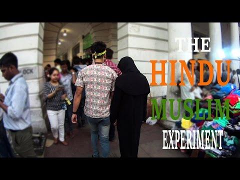 HINDU/MUSLIM MARRIAGE EXPERIMENT