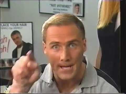 Tony Lockett Advanced Hair Ad