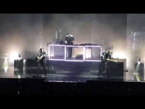 The XX - Infinity (Live in Paris, Le Zenith, 14.02.2017)