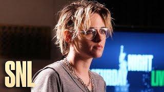 SNL Host Kristen Stewart & Kate McKinnon Face Off