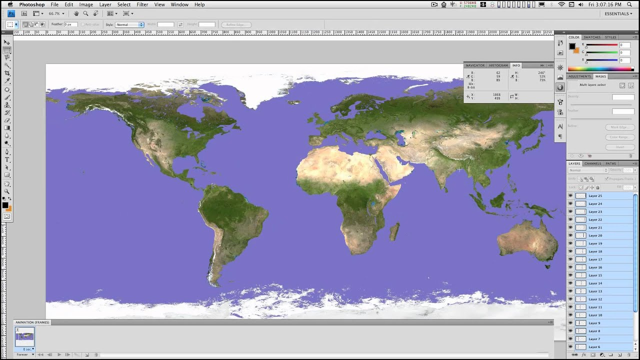 Apple motion project tutorial cylinder wrap effect world map apple motion project tutorial cylinder wrap effect world map reloaded gumiabroncs Choice Image