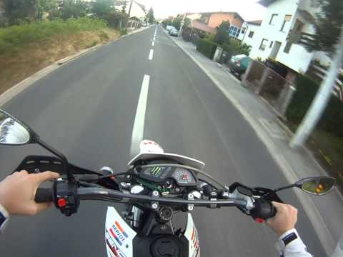 Derbi Senda Baja 125 SM Afternoon Ride 2