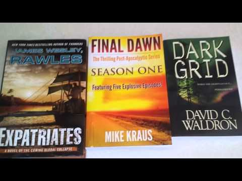 Preppers! Post Apocalyptic Books to Consider! :)