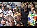 Mercy Johnson, Toyin Abraham and Toyin Sobowale On Set Of New Movie