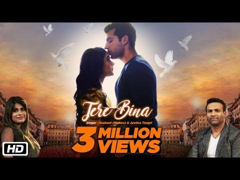Tere Bina   Sushant (Rinkoo)   Jyotica Tangri   Jaani   New Romantic Song 2018