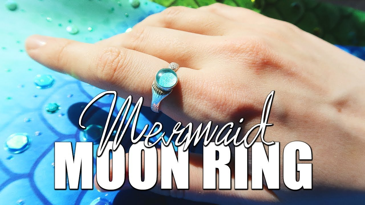 Mako Mermaids Moon Ring Review And Where To Buy Youtube