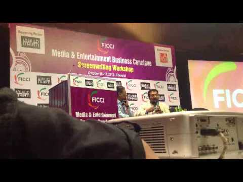 Anuragh Kashyap on Script Writing for films