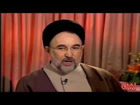 CNN August 24: Khatami post-9/11 interview
