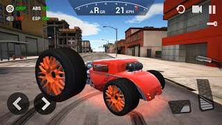 Ultimate Car Driving: Classics NEW HOT ROD CAR - Android GamePlay FHD screenshot 3