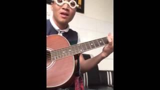 Hạnh phúc nếu anh có em guitar cover - Tuan NaDi
