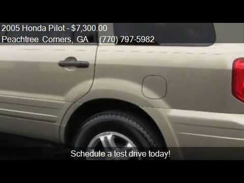 2005 Honda Pilot EX 4WD 4dr SUV for sale in Peachtree Corner