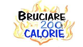 I modi più strani per bruciare 200 calorie