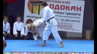 Айкидо. 6 Традиционный фестиваль боевых искусств