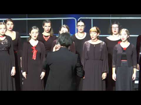 ADORAMUS TE CHRISTE, Claudio Monteverdi - CHAMBER CHOIR OF CONSERVATORY OF MUSIC AND BALET LJUBLJANA