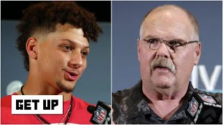How do the Chiefs give Patrick Mahomes his money and still build a Super Bowl roster? | Get Up