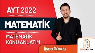 54) İlyas GÜNEŞ - Aritmetik Geometrik Dizi - I (YKS-AYT Matematik) 2021