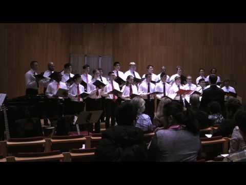 NYU Choral Concert Part 2 May 7, 2016
