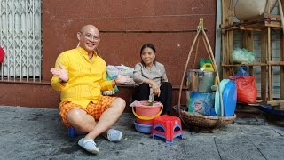 Food For Good Eps 154: Tình cờ và bất ngờ với gánh bún ốc bà Thắm 72 tuổi tại phố Lò Sũ Hanoi