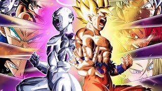 UNIVERSE 7'S STRONGEST! FULL Universe 7 LR Goku & Frieza Team | Dragon Ball Z Dokkan Battle