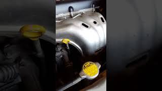 Скачать Работа двигателя 2AZ FE после замены натяжитель цепи