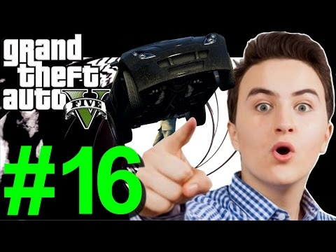 Thumbnail: RAGEUX GTA V EPISODE 16 HUGOPOSAY