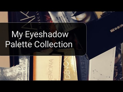 My Eyeshadow Palette