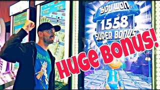 I Got This Huge Arcade Jackpot Bonus! (Heres How...) ArcadeJackpotPro