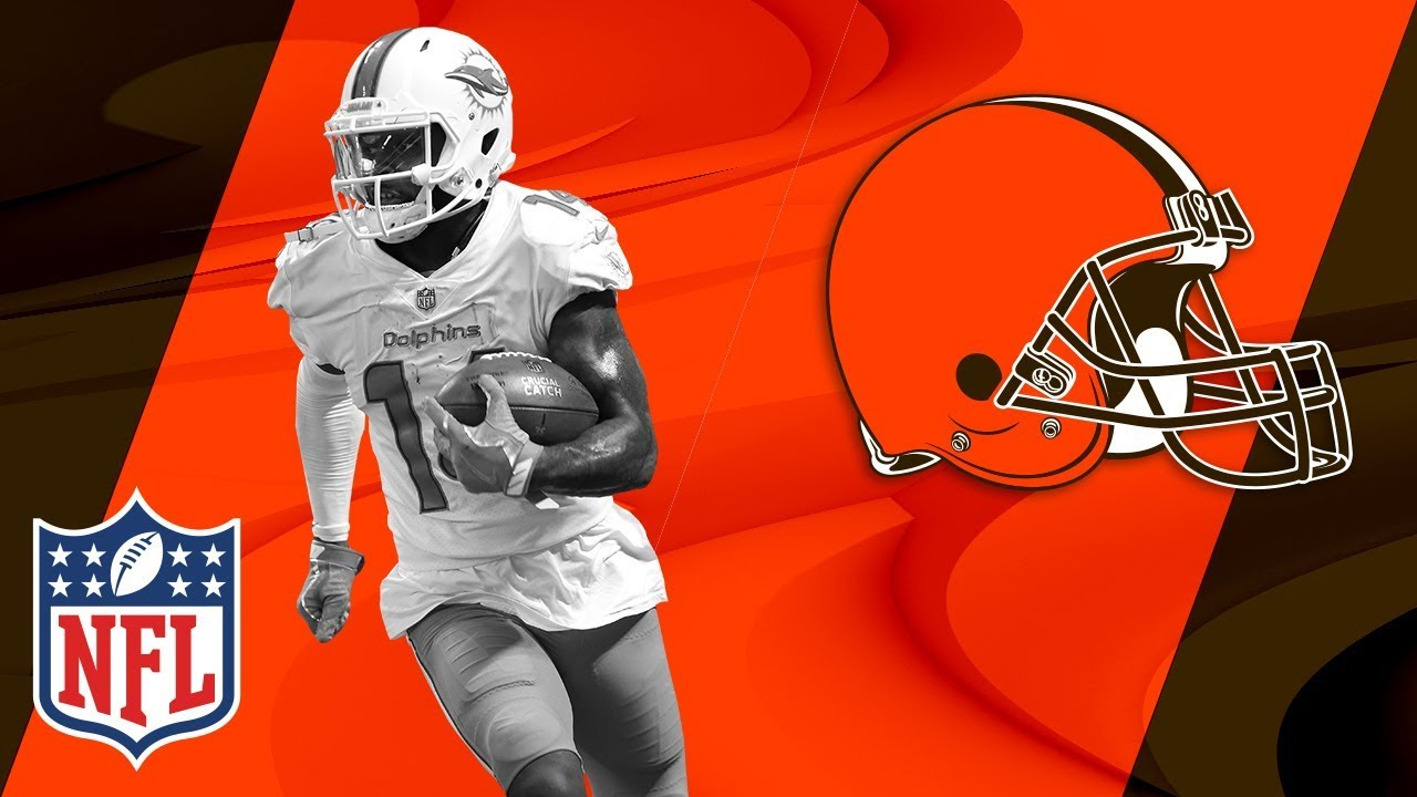 brand new a5b1b 3ac2c New Browns Receiver Jarvis Landry's 2017 Season Highlights! | 🚨 Trade  Alert 🚨 | NFL Highlights