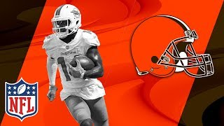 New Browns Receiver Jarvis Landry