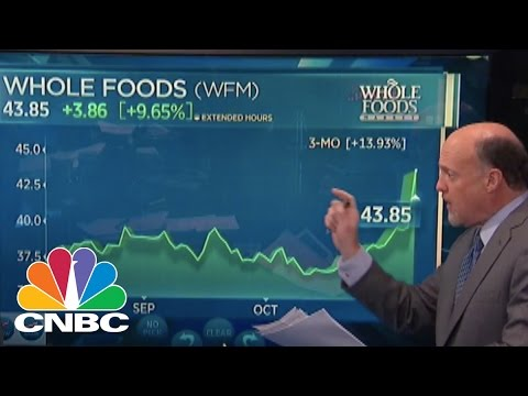 Cramer: Whole Foods Revival? | CNBC