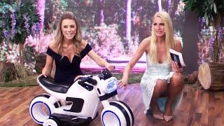 Das futuristische Kindermotorrad mit Katie Steiner & Anne-Kathrin Kosch bei PEARL TV
