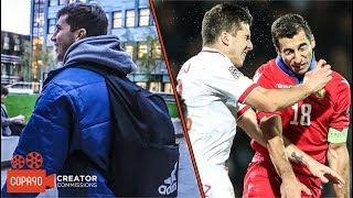 University Student By Day, International Footballer By Night